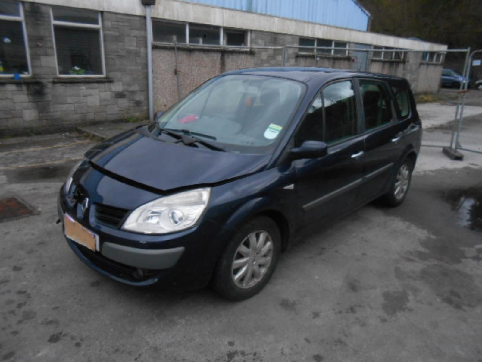 2007 renault scenic indicator wiper stalk s combination switch ebay. Black Bedroom Furniture Sets. Home Design Ideas