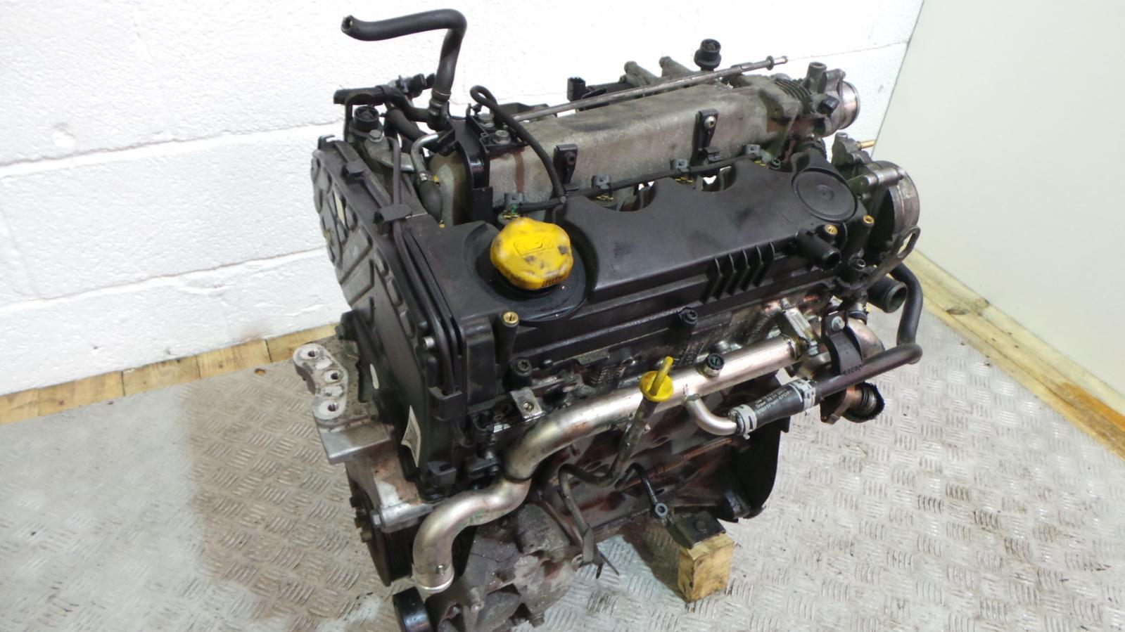 2004 Vauxhall Vectra C Engine 1 9 Diesel Engine Code Z19dt