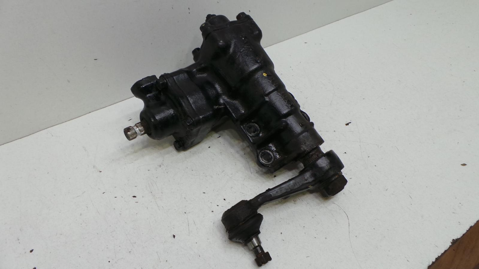 Ford Ranger Steering Box : Ford ranger diesel koyo power steering rack box