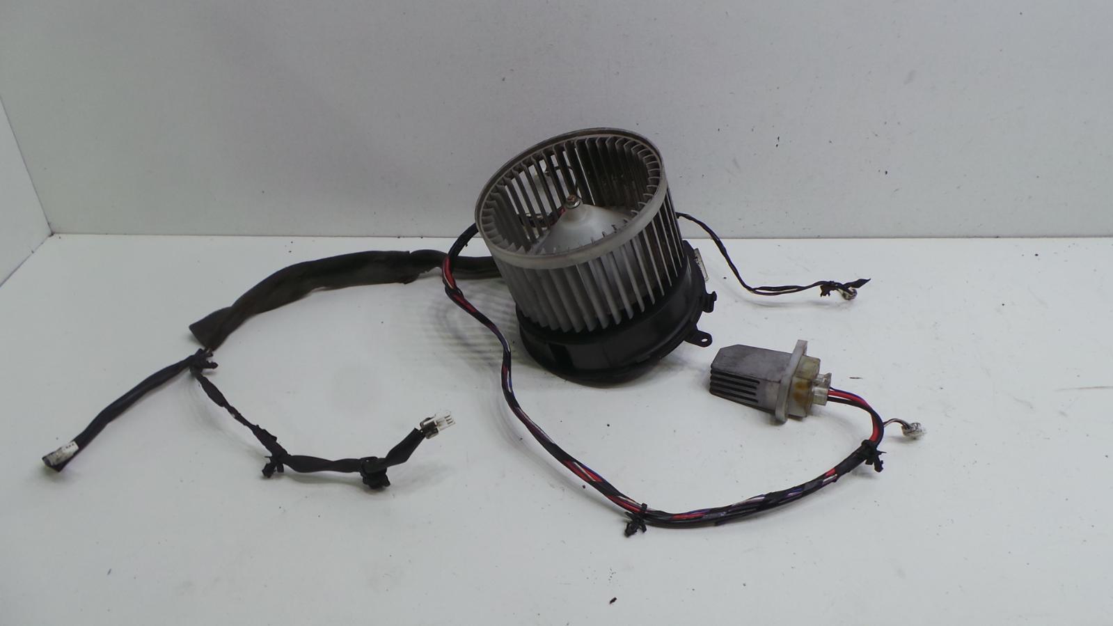 Blower Fan Wiring : Nissan qashqai heater blower motor fan resistor