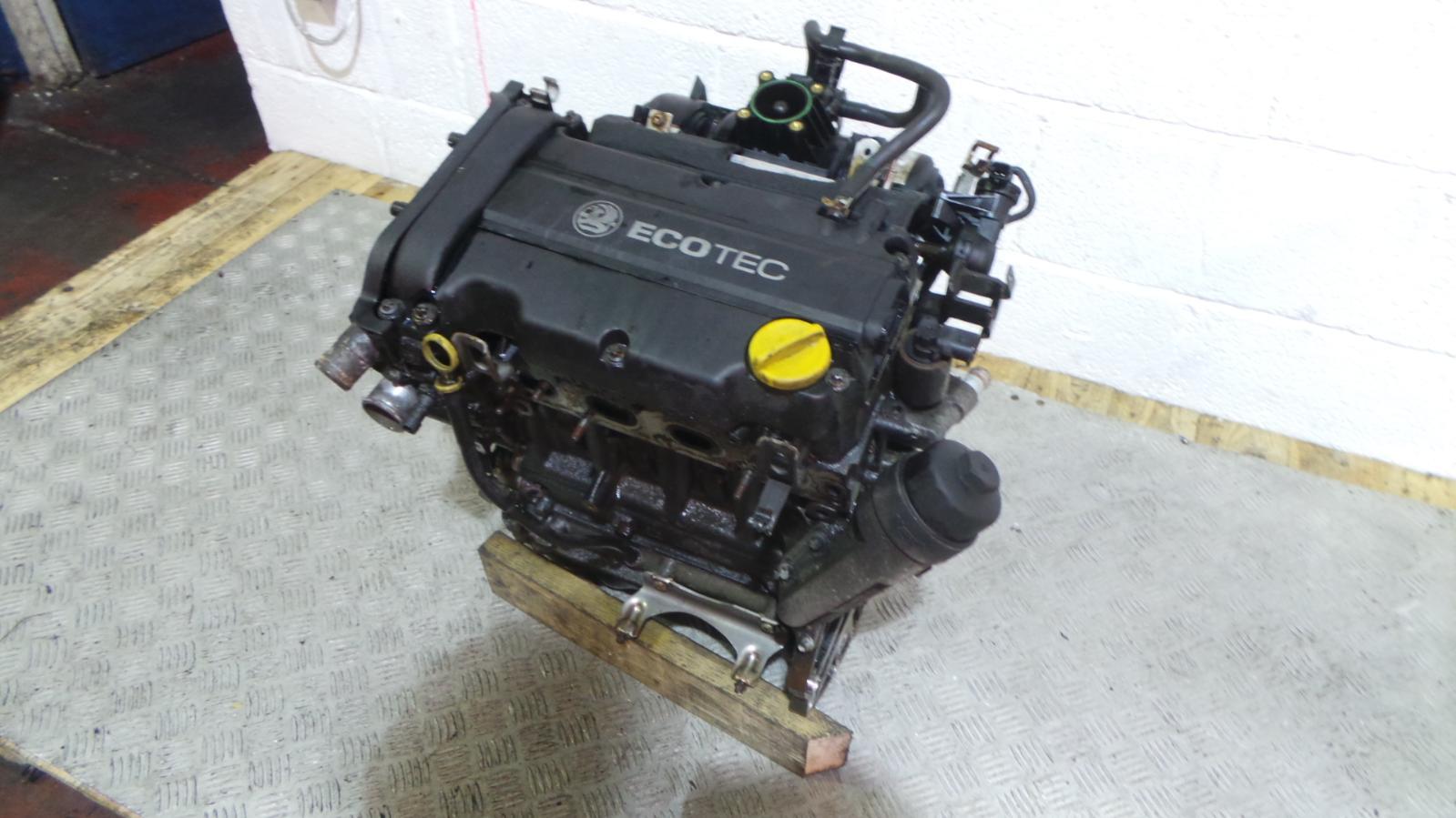 2005 Vauxhall Corsa 1 2 Petrol 16v 80bhp Z12xep Engine