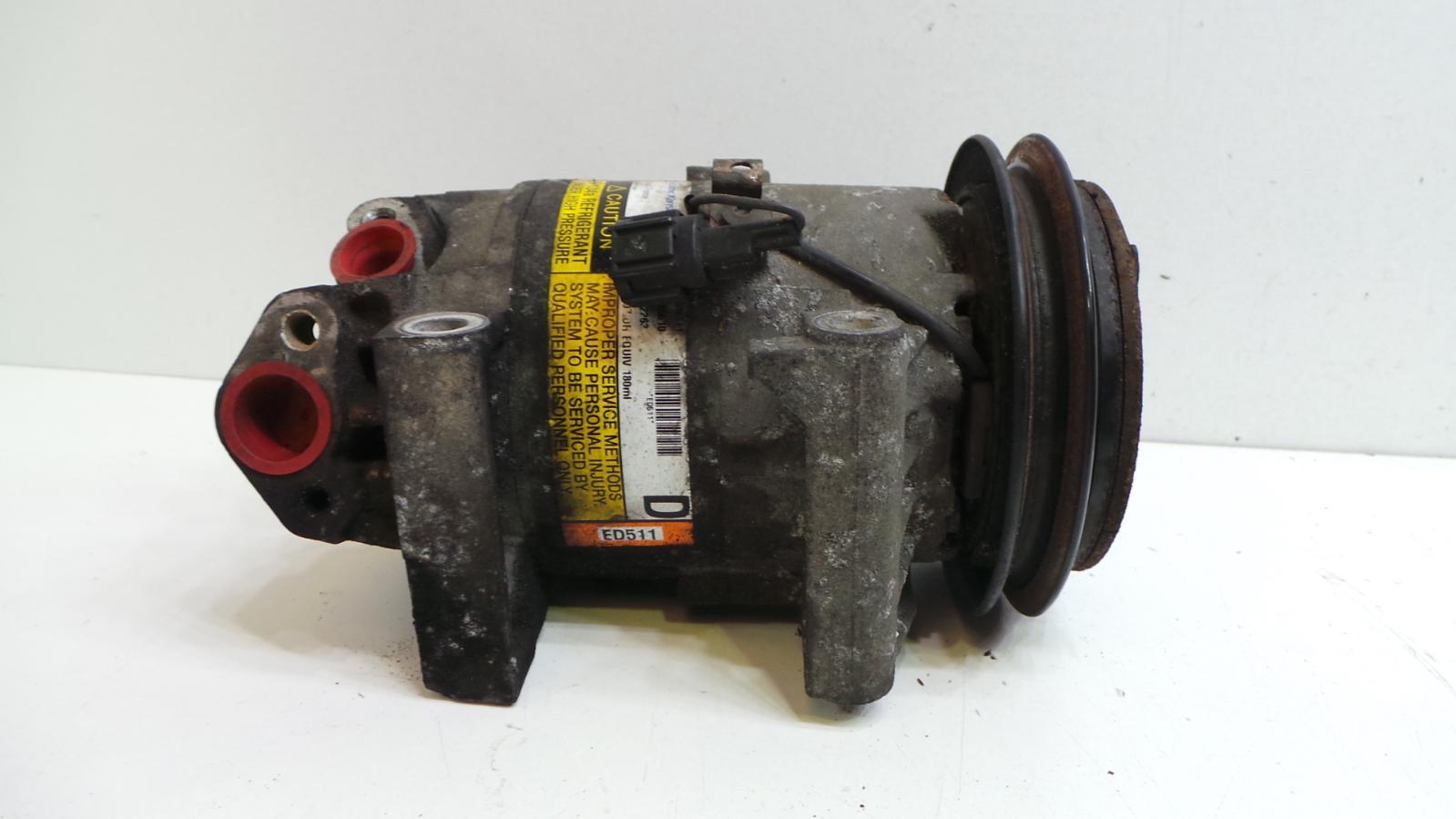 Nissan Primera P12 2 2 Diesel Air Con Conditioning Compressor ED511 #B8A613
