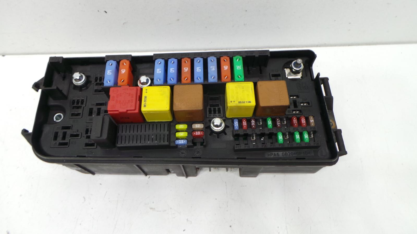 Rear Fuse Box Vectra C : Vauxhall vectra fuse box wiring library