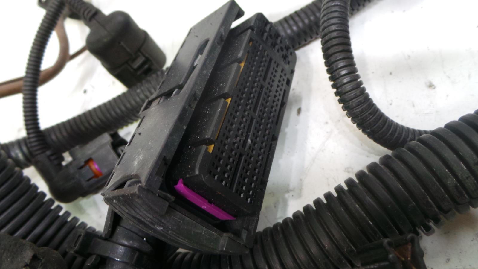 2005 Vw Touareg 25 Diesel Bac Engine Bay Wiring Loom Harness Fuse Box Location 8 Of 12
